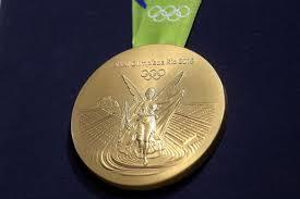 gold medal'