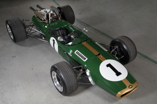 Brabham BT23A-1 Repco V8 1967 Photo: National Museum of Australia