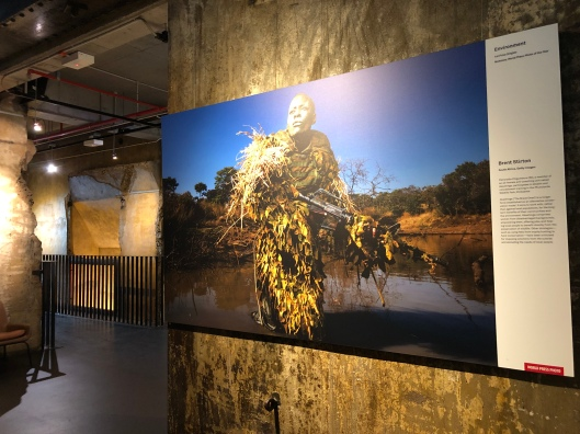 image from the World Photo Exhibition at the Powerhouse in Brisbane