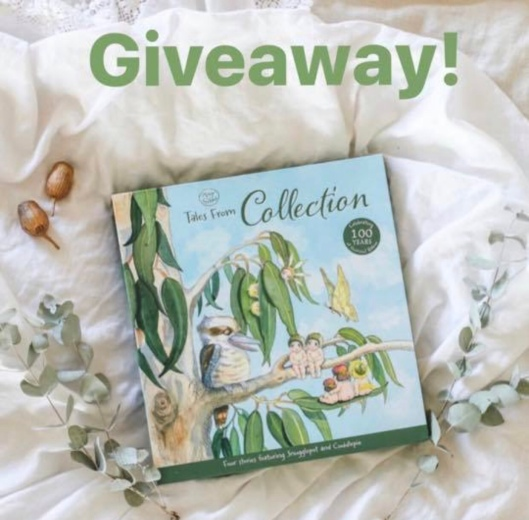Tales from Collection of books for giveaway
