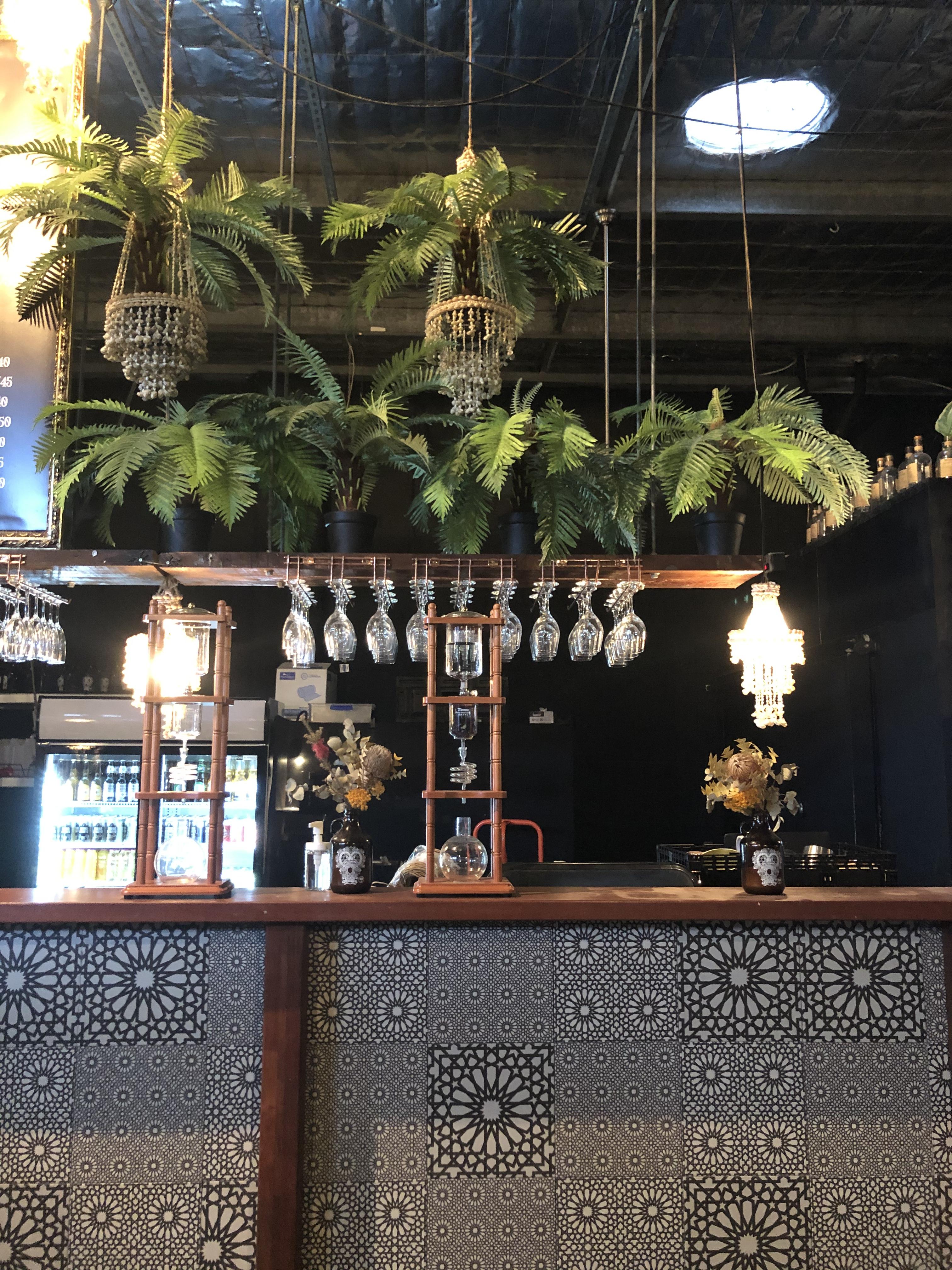 Bar at Miami Marketta Miami Beach